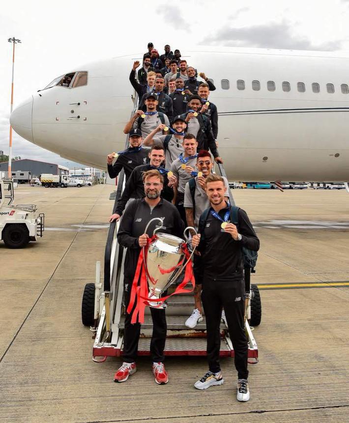 Liverpool mất 4 triệu bảng vì vô địch Champions League - Ảnh 1.