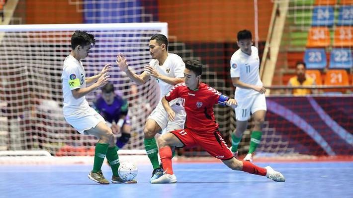 Quật ngã Thái Lan, Indonesia, Afghanistan vào chung kết - Ảnh 1.