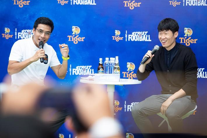 Cập nhật: Đặng Văn Lâm: Nếu được lựa chọn, tôi muốn chơi bên cạnh Rio Ferdinand - Ảnh 8.