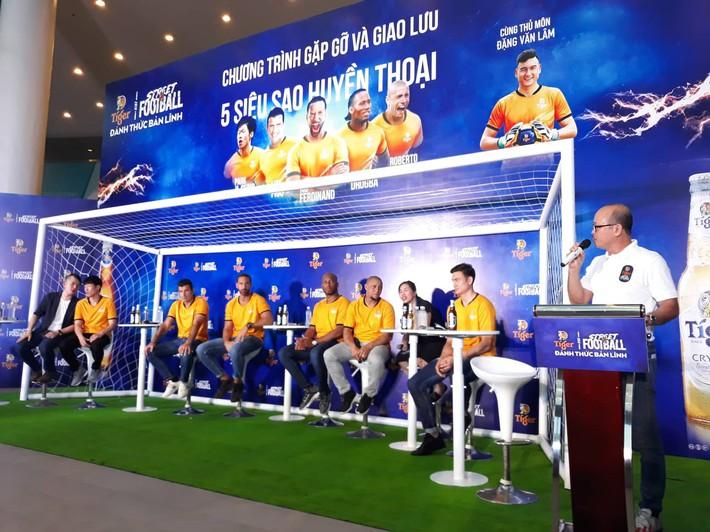 Cập nhật: Đặng Văn Lâm: Nếu được lựa chọn, tôi muốn chơi bên cạnh Rio Ferdinand - Ảnh 4.