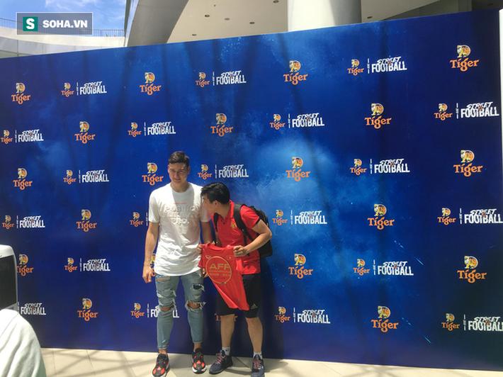Cập nhật: Đặng Văn Lâm: Nếu được lựa chọn, tôi muốn chơi bên cạnh Rio Ferdinand - Ảnh 9.