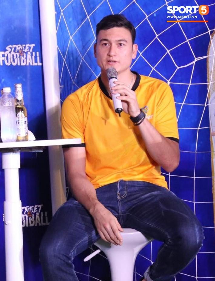 Huyền thoại bóng đá Hàn Quốc ủng hộ cầu thủ Việt Nam sang Châu Âu thi đấu - Ảnh 3.