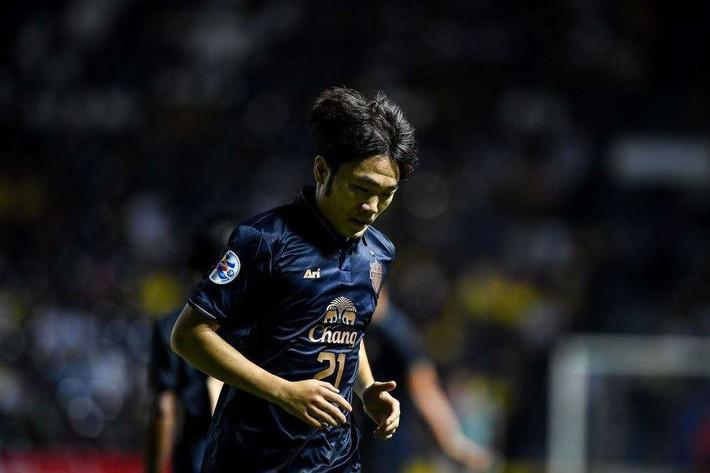 18 ngày sau Kings Cup, Xuân Trường chấm dứt hợp đồng với Buriram United - Ảnh 1.
