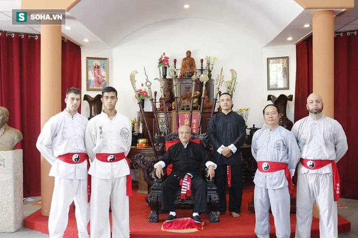 Tổng đàn chủ Vịnh Xuân Nam Anh đáp trả kịch liệt ông Hoàng Vĩnh Giang vì cấm Flores tỉ thí - Ảnh 3.