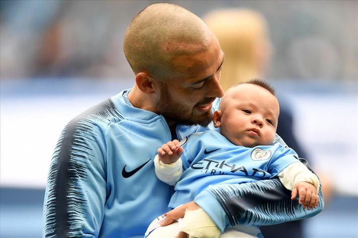 David Silva sẽ rời Man City: 10 năm, một huyền thoại David bé nhỏ - Ảnh 4.
