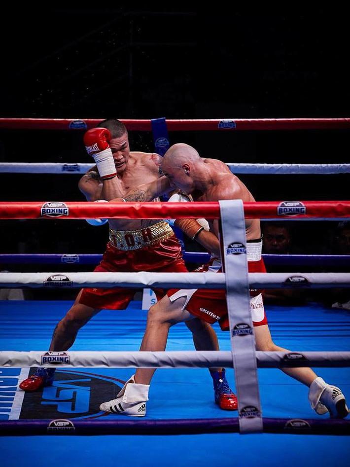 Võ sĩ boxing Trương Đình Hoàng chính thức lên tiếng về kịch bản đấu Flores - Ảnh 2.