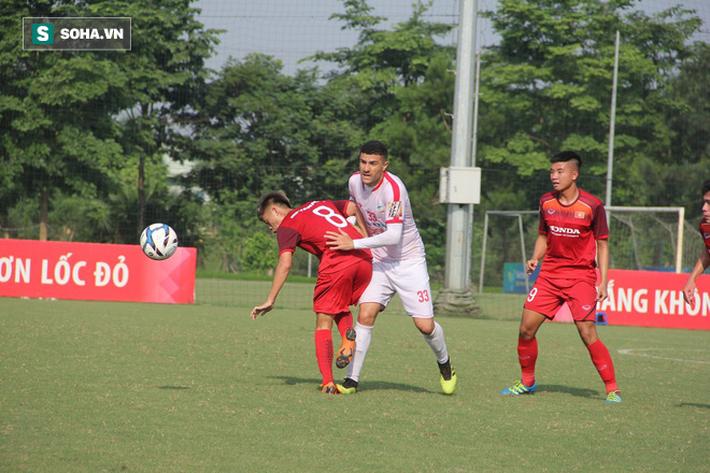 U23 Việt Nam báo tin tạm ổn đến HLV Park Hang-seo - Ảnh 1.