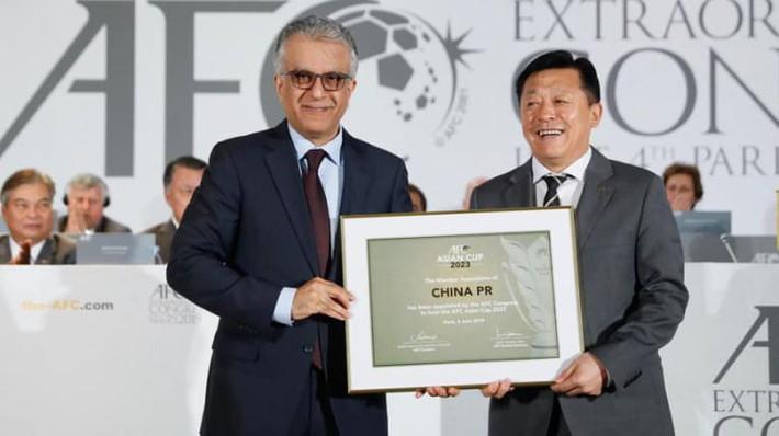 Trung Quốc giành quyền đăng cai Asian Cup, fan Việt Nam nhớ lại ký ức Thường Châu - Ảnh 1.