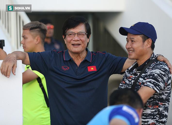 Cựu danh thủ Hồng Sơn tin thầy Park sẽ giăng bẫy Curacao - Ảnh 1.