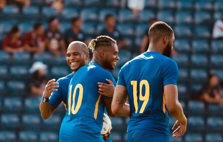 Bước nhảy vọt vĩ đại của Curacao, đối thủ của Việt Nam ở chung kết Kings Cup: Từ con số 0 đến ông lớn khu vực - Ảnh 3.