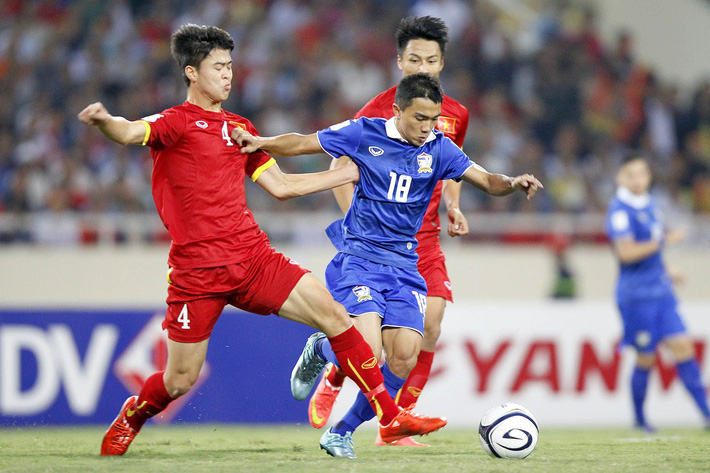 BLV Quang Huy: Việt Nam đang dẫn trước nhưng không lạ khi gặp lại, Thái Lan thắng chúng ta - Ảnh 4.