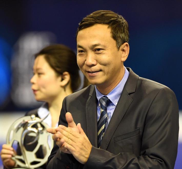 VFF tìm được người tạm thời thay ông Cấn Văn Nghĩa ngồi vào ghế Phó chủ tịch tài chính - Ảnh 1.