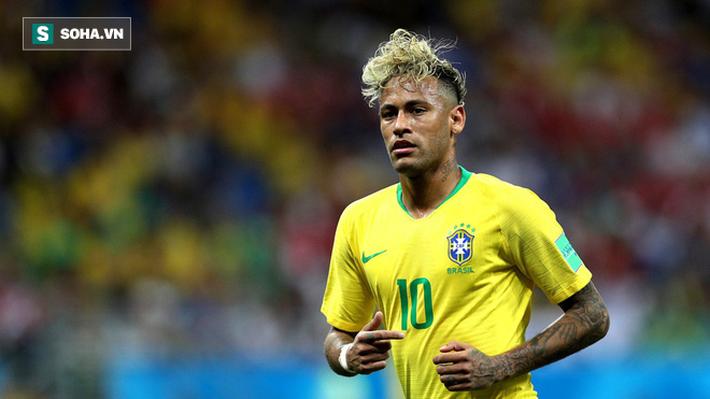 Không chỉ PSG, ngay cả Brazil cũng không cần Neymar nữa - Ảnh 1.