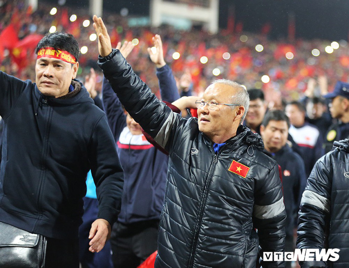 HLV Park Hang Seo: Đến thời Việt Nam là trung tâm bóng đá châu Á - Ảnh 2.