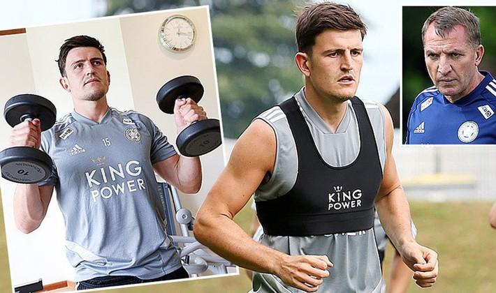 MU reo vui khi Maguire công khai đòi rời Leicester - Ảnh 2.