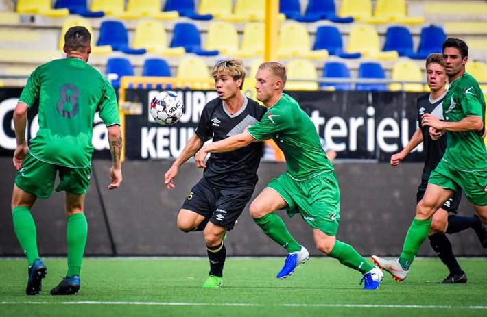 Công Phượng lần đầu đá chính, Sint Truidense thua đáng tiếc trên sân nhà - Ảnh 1.