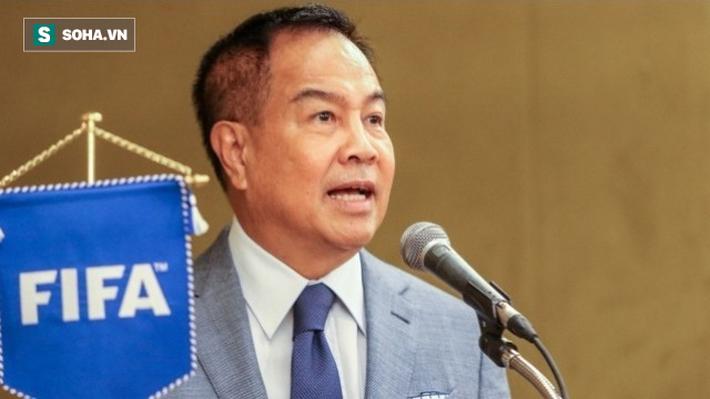 Chủ tịch LĐBĐ Thái Lan lo ngại kịch bản Voi chiến phải trả giá trước Việt Nam - Ảnh 1.