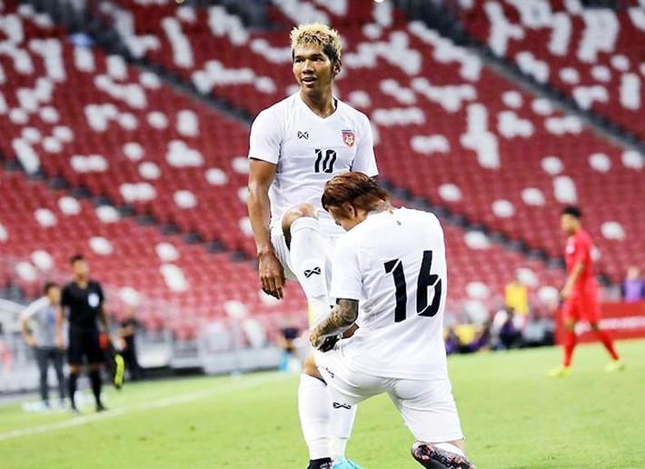 Nếu Myanmar mời VN dự giải tứ hùng trước vòng loại World Cup - Ảnh 3.