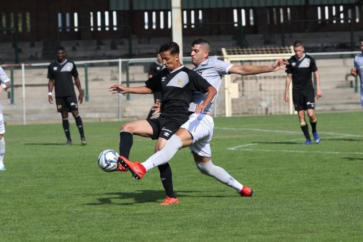 Công Phượng ngồi dự bị, Sint Truidense thua tan tác trước nhà vô địch Hy Lạp - Ảnh 1.