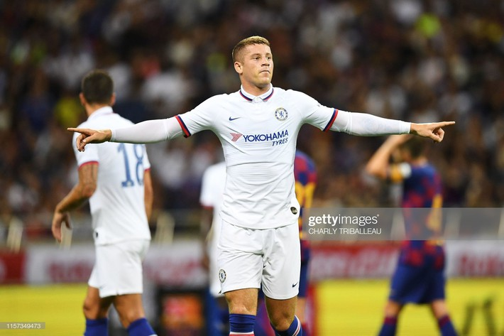 Sai lầm của đồng đội mới khiến trai đẹp Griezmann ra mắt bằng trận thua đau đớn trước Chelsea - Ảnh 9.