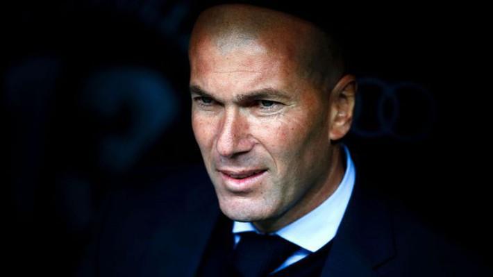 Real Madrid nhận thảm bại lịch sử, HLV Zidane nói gì? - Ảnh 1.