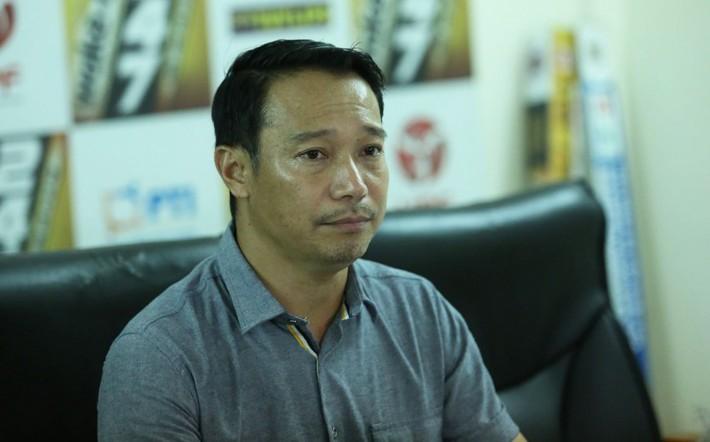 HLV Quảng Nam: Chuyện xin cho điểm ở V-League... xưa rồi - Ảnh 1.