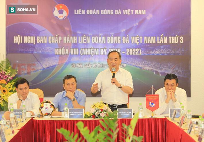 Đội tuyển thăng hoa nhờ thầy Park, VFF kiếm tiền vượt chỉ tiêu đề ra trong năm 2019 - Ảnh 1.