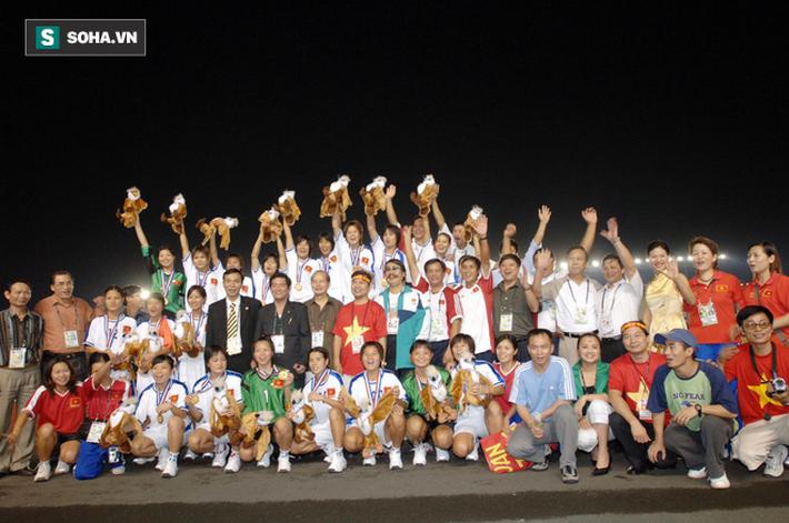 Kỳ SEA Games chậm chân là bị đói và cuộc gọi lịch sử của bóng đá Việt Nam - Ảnh 6.