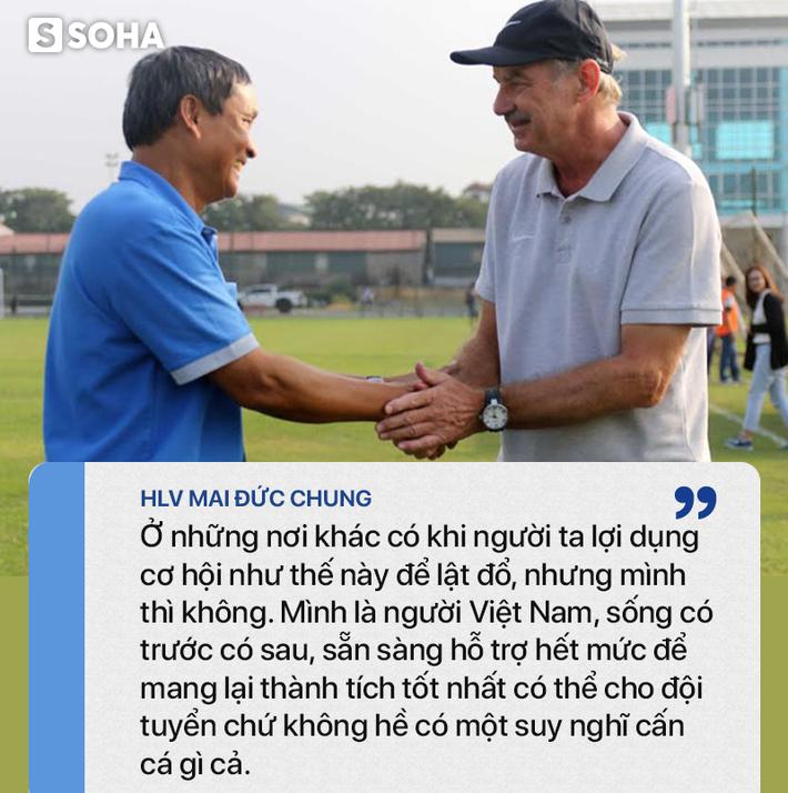 Kỳ SEA Games chậm chân là bị đói và cuộc gọi lịch sử của bóng đá Việt Nam - Ảnh 8.