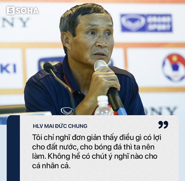 Kỳ SEA Games chậm chân là bị đói và cuộc gọi lịch sử của bóng đá Việt Nam - Ảnh 10.