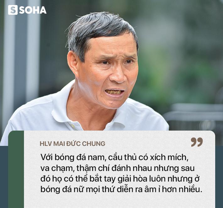 Kỳ SEA Games chậm chân là bị đói và cuộc gọi lịch sử của bóng đá Việt Nam - Ảnh 4.