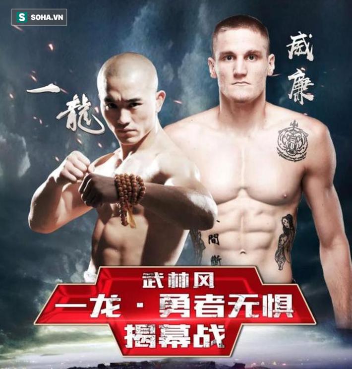 """""""Đệ nhất Thiếu Lâm"""" bể kèo với võ sĩ cao 1m95 vì lý do hi hữu, bỏ ngỏ kịch bản đấu Buakaw - Ảnh 1."""