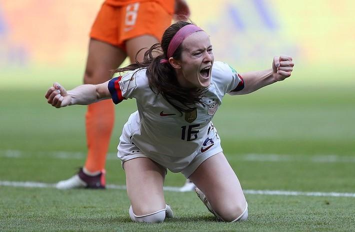 Tuyển Mỹ lập kỷ lục vô địch World Cup nữ - Ảnh 11.