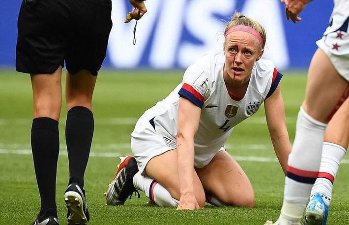 Tuyển Mỹ lập kỷ lục vô địch World Cup nữ - Ảnh 3.