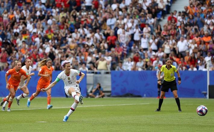 Tuyển Mỹ lập kỷ lục vô địch World Cup nữ - Ảnh 8.