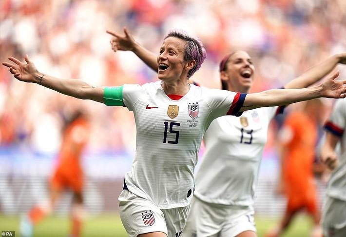 Tuyển Mỹ lập kỷ lục vô địch World Cup nữ - Ảnh 9.