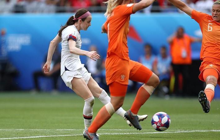 Tuyển Mỹ lập kỷ lục vô địch World Cup nữ - Ảnh 10.