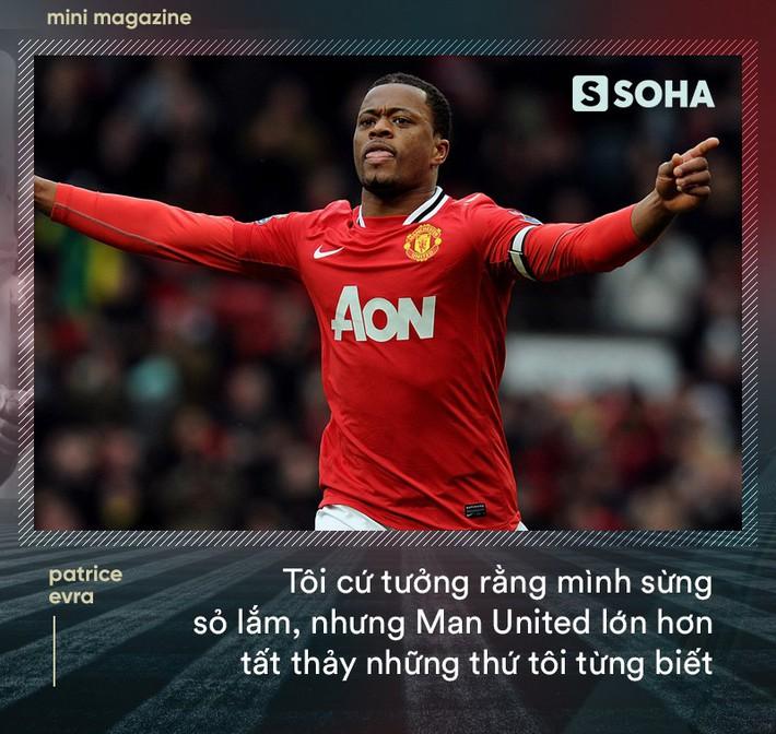 Patrice Evra: Lời sấm đêm vô địch Champions League của Sir Alex khiến Man United bất tử - Ảnh 6.