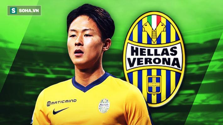 Sint-Truidense dạm mua Messi Hàn Quốc xuất thân từ La Masia, đá cùng vị trí Công Phượng - Ảnh 1.