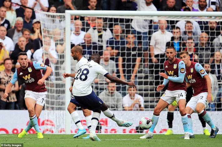 Ngược dòng ngoạn mục, Tottenham sẵn sàng cho mùa giải khuynh đảo Premier League - Ảnh 3.