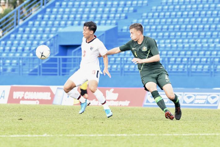 Gắng gượng sau thảm họa, Thái Lan nhận kết quả phũ phàng trước Australia - Ảnh 1.