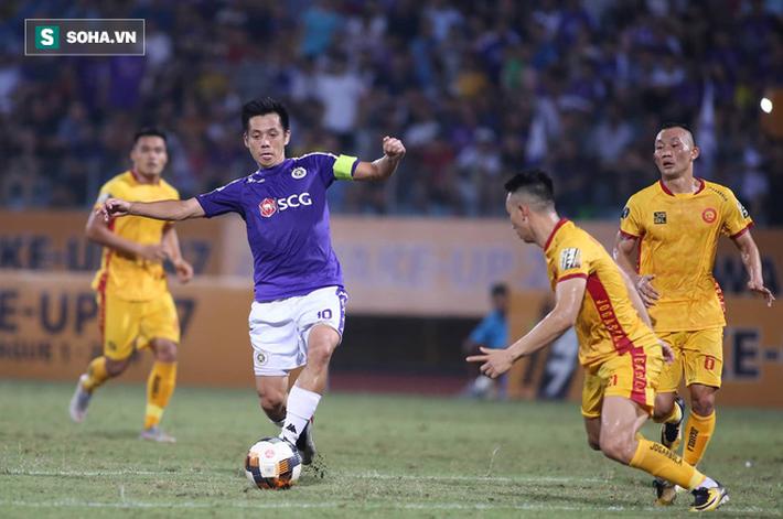 Hà Nội FC tiến gần ngôi vương, HLV Park Hang-seo xoa tay hài lòng với chàng trai tháng 9 - Ảnh 4.