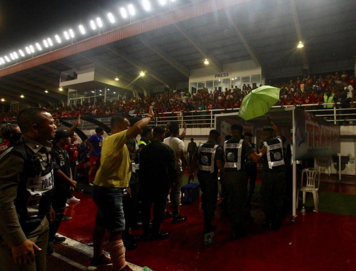 Thai League có biến lớn, xảy ra scandal từng là nỗi hổ thẹn của V.League - Ảnh 4.