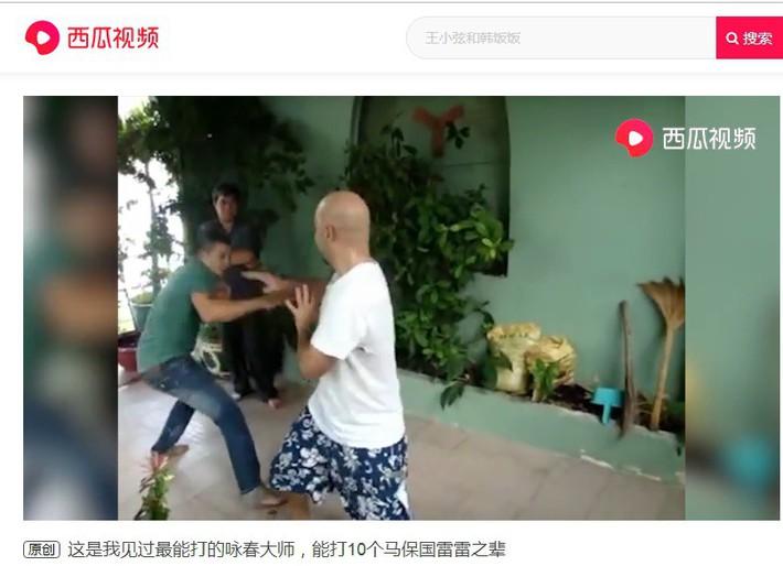 """Truyền thông Trung Quốc: """"Võ công của Flores có thể đánh bại cả 10 người như Ngụy Lôi"""" - Ảnh 2."""
