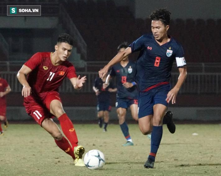 Cầm hòa Việt Nam nhưng Thái Lan bày tỏ sự thất vọng vì bị loại từ vòng bảng - Ảnh 1.