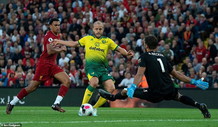 Lá chắn thép dính chấn thương: Bài test thật sự cho hàng thủ của Liverpool - Ảnh 1.