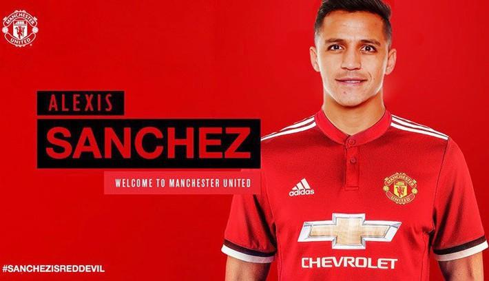 MU chia tay Alexis Sanchez, rào cản mức lương khổng lồ - Ảnh 1.