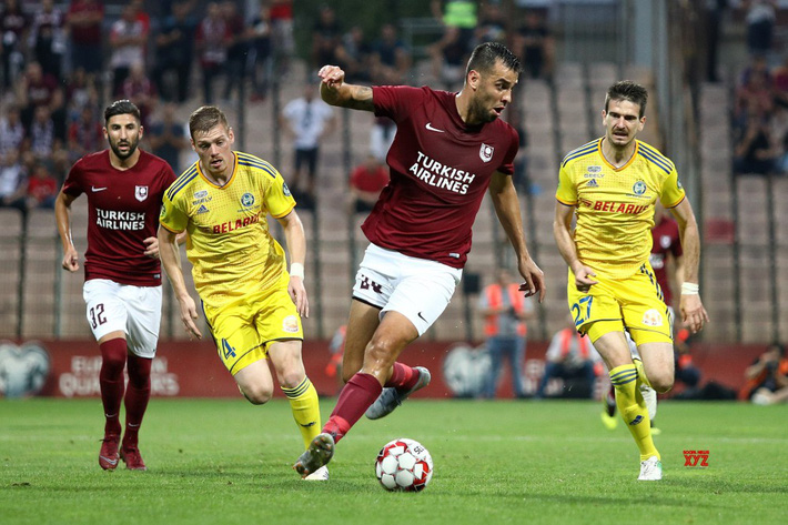 Đội bóng của ông chủ người Việt dừng bước đáng tiếc ở Europa League - Ảnh 1.