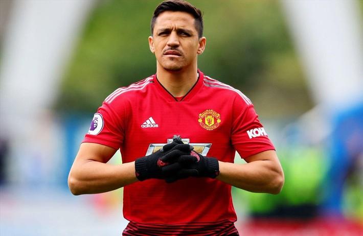 Sanchez tại Man United: Càn quấy, tủi nhục và khoá cửa tương lai... - Ảnh 2.