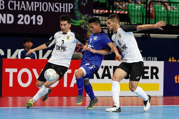 Ngược dòng khó tin, Thái Sơn Nam giành HCĐ Futsal châu Á - Ảnh 2.